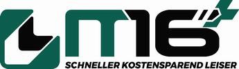 M16 Plus Logo